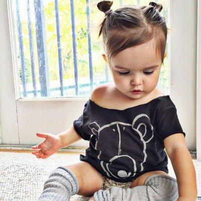 Трикотаж — лучшая ткань для пошива детской одежды