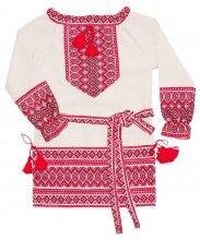 Детские вышиванки - практичная национальная одежда